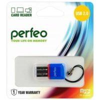 Perfeo Card Reader Micro SD (PF-VI-R008)