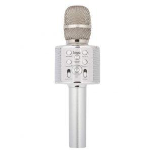 Беспроводной микрофон-колонка Hoco BK3