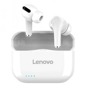 Беспроводные наушники Lenovo LP1s White