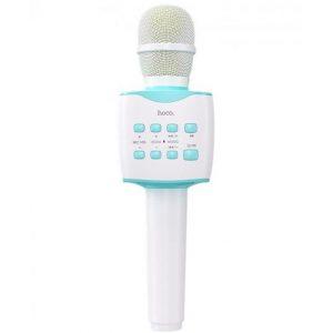 Микрофон колонка Hoco BK5 Вт 5,0 Blue