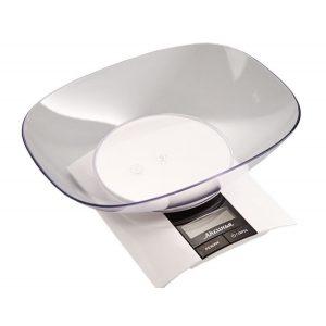 Весы кухонные Аксинья КС-6505 белый