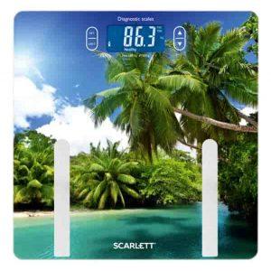 Весы напольные Scarlett SC-BS33ED12
