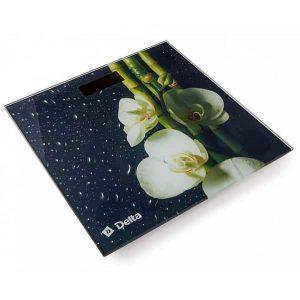 Весы напольные электронные DELTA D-9219/1 Цветущий бамбук