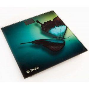 Весы напольные электронные DELTA D-9227/1 Бабочка