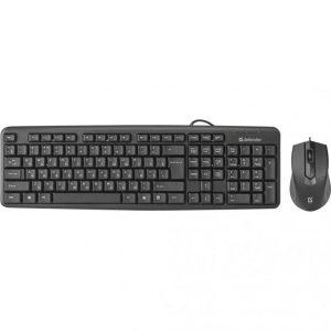 Клавиатура+мышь Defender Dakota C-270