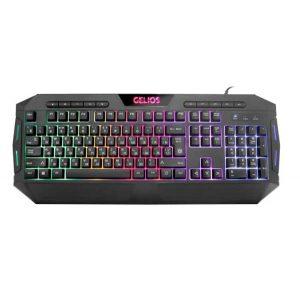 Клавиатура Defender Gelios GK-174DL радужная подсветка
