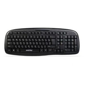 Клавиатура SmartBuy SBK-116-K USB Black