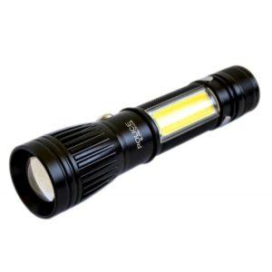 Фонарь Flashlight BL-2545 и аккумулятор