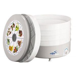 Сушилка для овощей и фруктов РОТОР ДИВА (СШ-007)