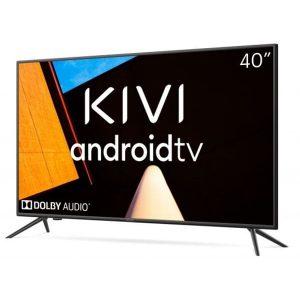 "Телевизор KIVI 40F710KB 40"", Smart, Google ATV, Full HD"
