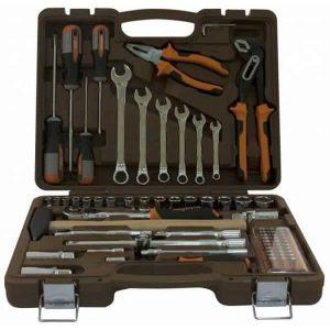 Набор инструментов OMBRA OMT75S, 75 предметов