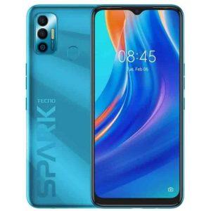 TECNO Spark 7 3/32GB Morpheus Blue