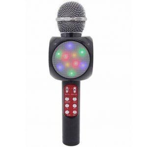 Микрофон-караоке беспроводной KTV WS-1816 Black
