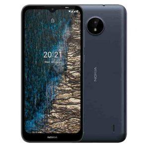 Смартфон Nokia C20 DS 2/32Gb (TA-1352) Dark Blue