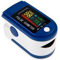Пульсоксиметр Oximeter  (измеритель пульса и уровень кислорода в крови)
