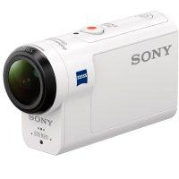 Экшн камера Sony HDR-AS300R White
