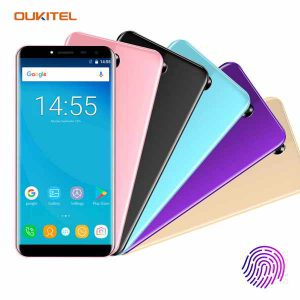 "Смартфон Oukitel C8 5,5"" 2/16Gb Black, Gold, Purple, Blue"