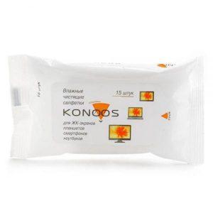 Салфетки для ЖК-экранов KONOOS KSN-15