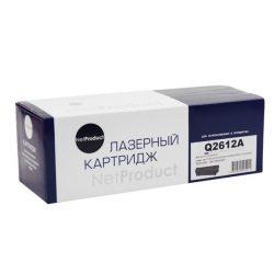Картридж лазерный NetProduct N-Q2612A
