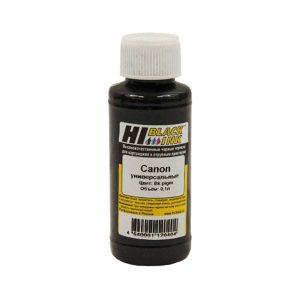 Чернила Canon Hi-Black универсальные (HB-C-01L), black, blue, pink, yellow