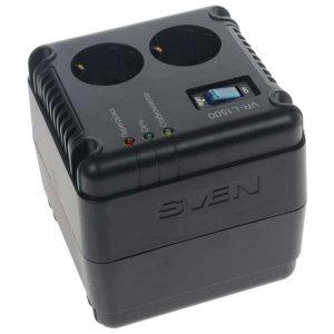 Стабилизатор 1500 ВА Sven VR-L1500 (SV-014873)