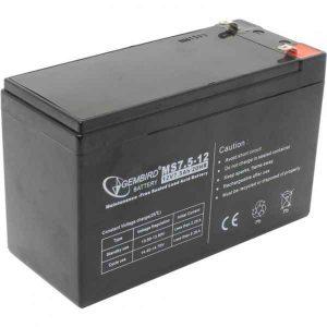 Аккумуляторная батарея для ИБП Gembird Energenie (BAT-12V7.5AH)