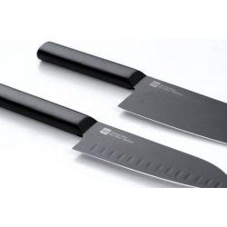 Набор ножей Xiaomi Huo Hou Black Heat Knife Set